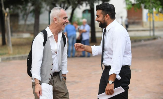 Andrea-Volpe-e-Federico-Buffa